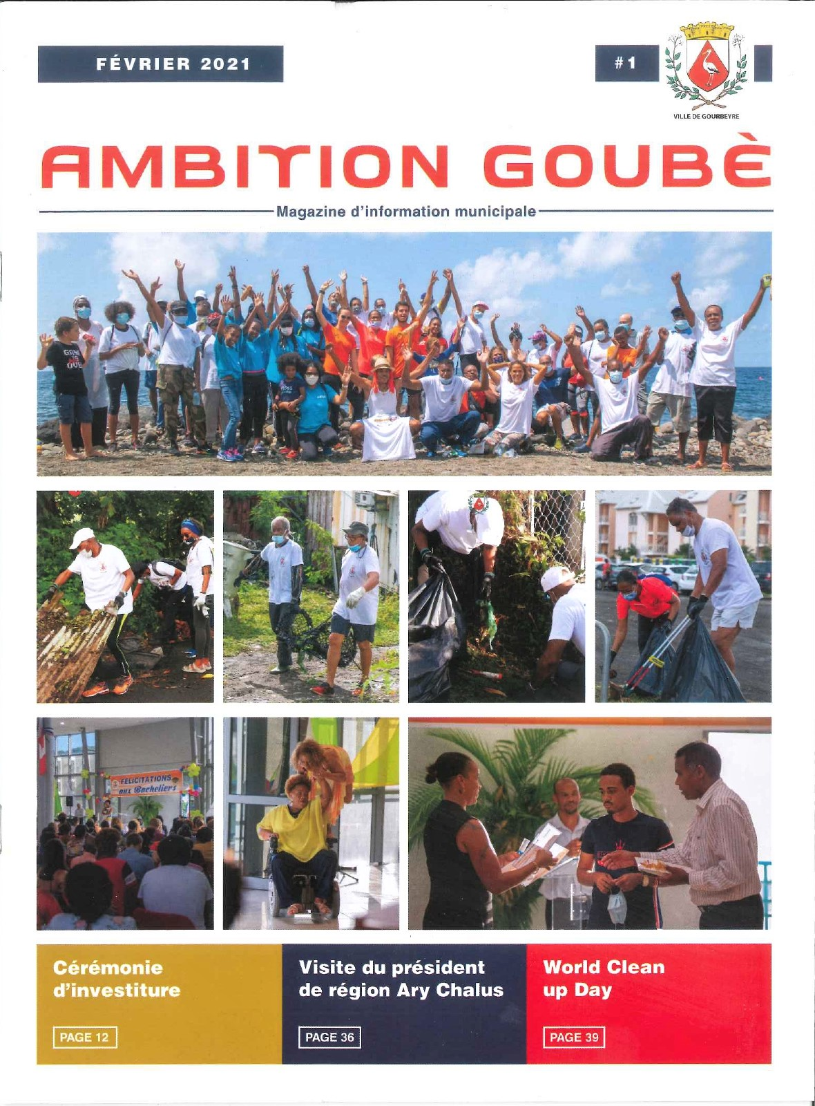 AMBITION GOUBE